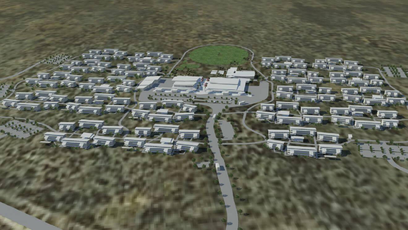 Alpha Coal Accommodation Village