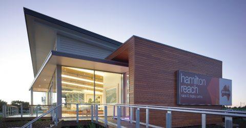 Hamilton Reach Visitor & Sales Centre